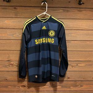 Adidas Chelsea FC Long Sleeve Jersey
